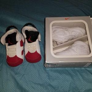 Infant air Jordans & Air force 1